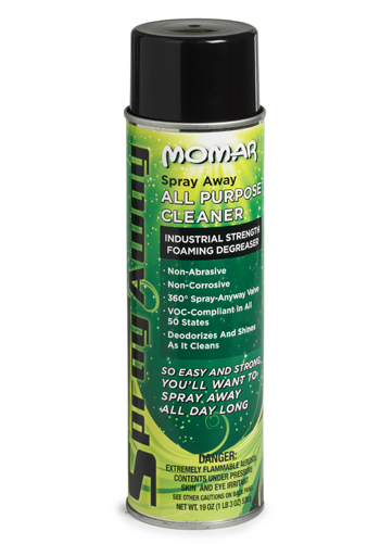 Spray Away Cleaner Amp Degreaser Momar Australia